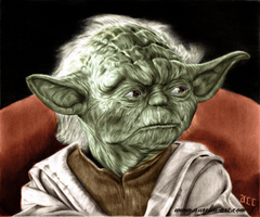Master Yoda by Couiche