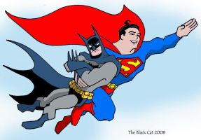The World's Finest by The-BlackCat
