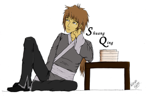 Shuang Qing by mayahabee