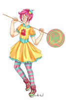 Jane Crocker - Trickster by Corelle-Vairel