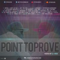 Mixtape Design - [Striz Kurn: Point To Point] by KHKreations