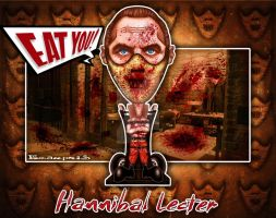 The Hannibal Lecter concept! by Emanpris