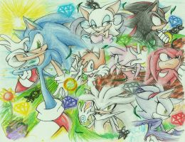 20th Anniversay by SonicGirlGamer71551