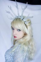 Ice Queen - Stock by Liancary-Stock