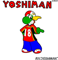 The one and only YoshiMan by YoshiMan1118