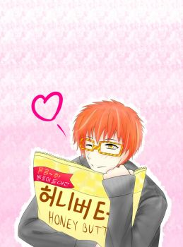 707 loves Chips (and you!!!) by WasabiMonster28
