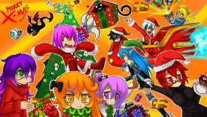 Merry X-MAS by Reapers969