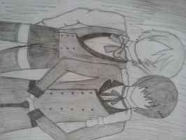 Ciel and Alois by beckii-hooper