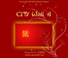 CNY Wall 4 by Caffery