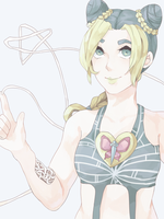 jolyne by suppersona