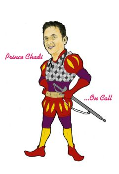 Prince Chadi by geargrinder