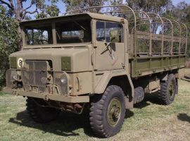 ACCO Troop Truck 4x4 by RedtailFox