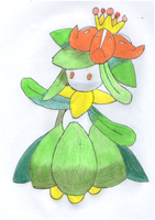 Lilligant by TheJewelOfIsis