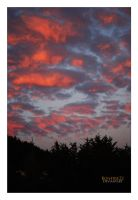 Red clouds II by Bonfire22