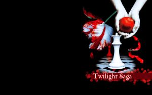 Twilight Saga 1280X800 by Luis-Montiel