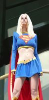 SuperGirl by arabdel