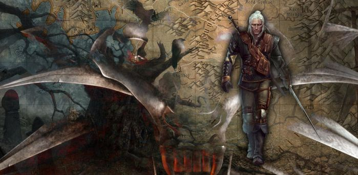 the witcher by nihilyst