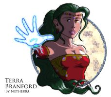 Terra Branford by Nether83