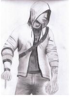 Desmond Miles - the last journey by Sanek94ccol