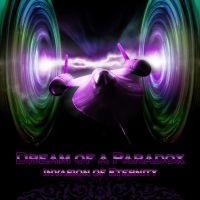 CD cover - Dream of a Paradox by puffthemagicdragon92