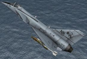 Convair 201 VF-31 TPS by EricJ562