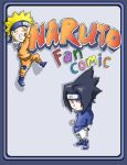 Naruto Fan Comic by HellWingz