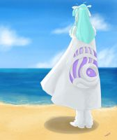 Mia and the Sea by Solejupiterwind