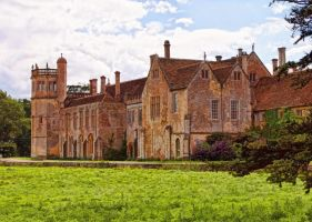 Lacock-Abbey-01 by Paul-Gulliver