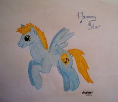 Request - Harmony Star - HarmonyStarMLP by XcubX