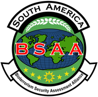 BSAA Insignia South America by viperaviator