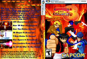 Marvel vs Capcom 3 case 1 by Dante909