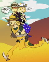 Hol Horse backride by HitsujiArmageddon