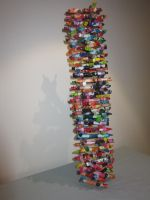 Crayon Tower by shai2623