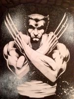 Wolverine by Lionzstorm