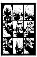 Thunderbolts110 Page 01 Pencil by MikeDeodatoJr