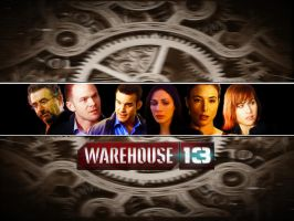 Warehouse 13 by Hawke27