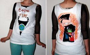 PWF Shirt - One of a Kind by Reitanna-Seishin