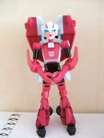 Deluxe Arcee's Lip Makeover by HealerCharm