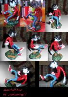 Marshall Lee de porcelana by Paumol