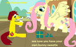 scence 12 cal has a gift from futtershy by biancaroseg