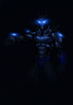 IRONBAT 2 by Zherj