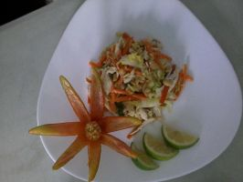 Mixed Chicken Salad by AngelGliss3