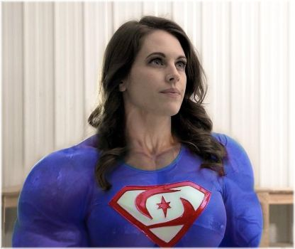 Pushing The Limits of Spandex by SuperGirlStrength