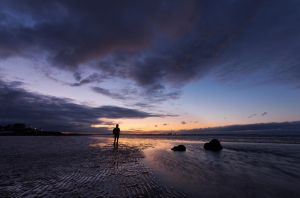 Dun Laoghaire Sunset by SewerRar