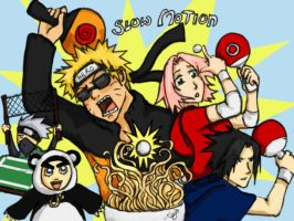 Naruto: Ping Pong by Jassikorandoms