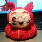 COM  daruma doll by Stop-wasting-time