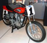 XR-750 Harley-Davidson Racer part 1 by Caveman1a