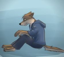 Contemplating by LeeyFox