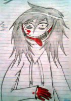 Jeff Killer by PrincessDark132
