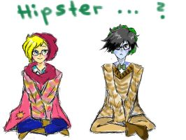 Fiolee- trying to find their style #1: Hipster by maiki24